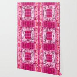 Pink Rectangle Wallpaper