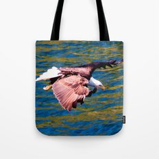 Eagle: Low Level Mission Tote Bag