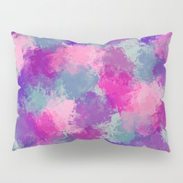 Bouquet Abstract Pillow Sham