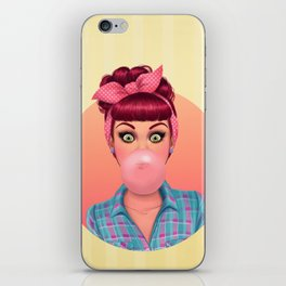 Bex iPhone Skin