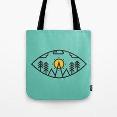 Awake Tote Bag