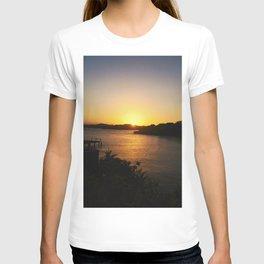 Roatan Sunset T-shirt