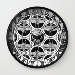 That Which is Above is as That Which is Below Wall Clock