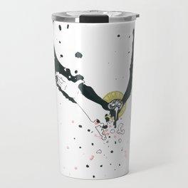 Salute to Ra Travel Mug