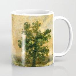 "John Constable ""English Landscape"" Coffee Mug"