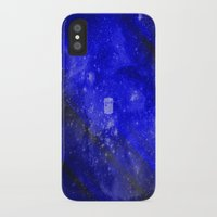 doctor who iPhone & iPod Cases featuring Doctor Who by Fimbis
