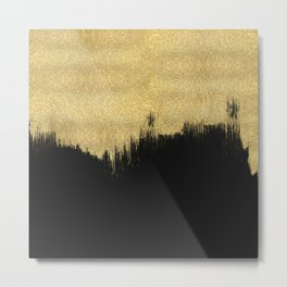 All that glitters is gold Metal Print