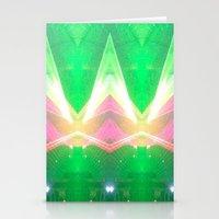 illuminati Stationery Cards featuring Illuminati by Alison Manno