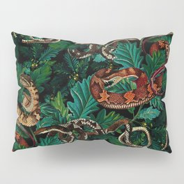 Dangers in the forest Pillow Sham