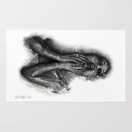 Gina Harisson - The Drowning Woman Rug