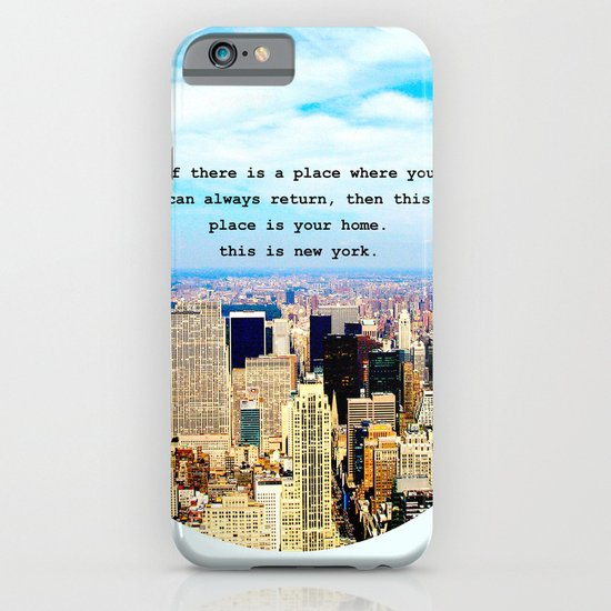 This is New York iPhone & iPod Case