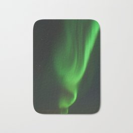 The Pattern of Aurora Light Bath Mat