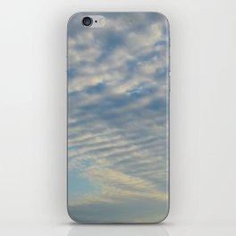 Cirrusly Stratus Waves iPhone Skin