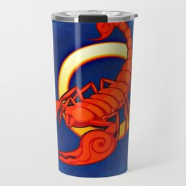 astrology Travel Mug