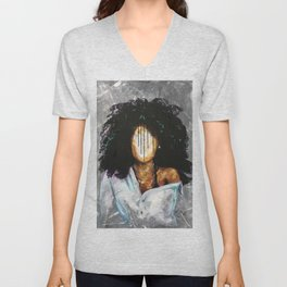 Naturally XLII Unisex V-Neck