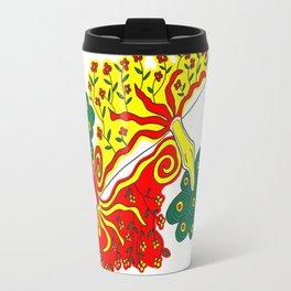 Rooted caress Travel Mug