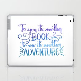 Another Adventure Laptop & iPad Skin