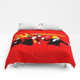 The Communist Party (original) Comforters