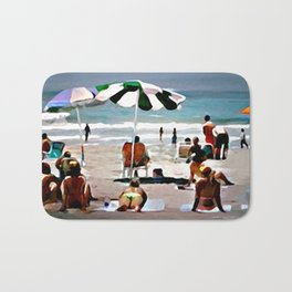 SoCal Beach Bath Mat