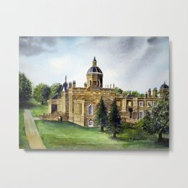 Castle Howard Metal Print