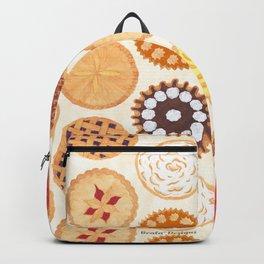 Pies, Pies, Pies Backpack