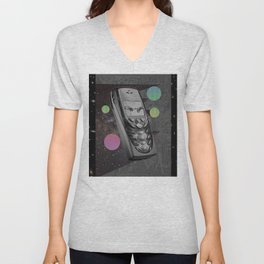 Keep in touch Unisex V-Neck