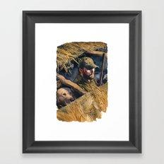 Hidden Gems Framed Art Print