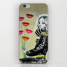 Lipstick iPhone Skin