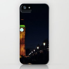 London Bridge iPhone Case