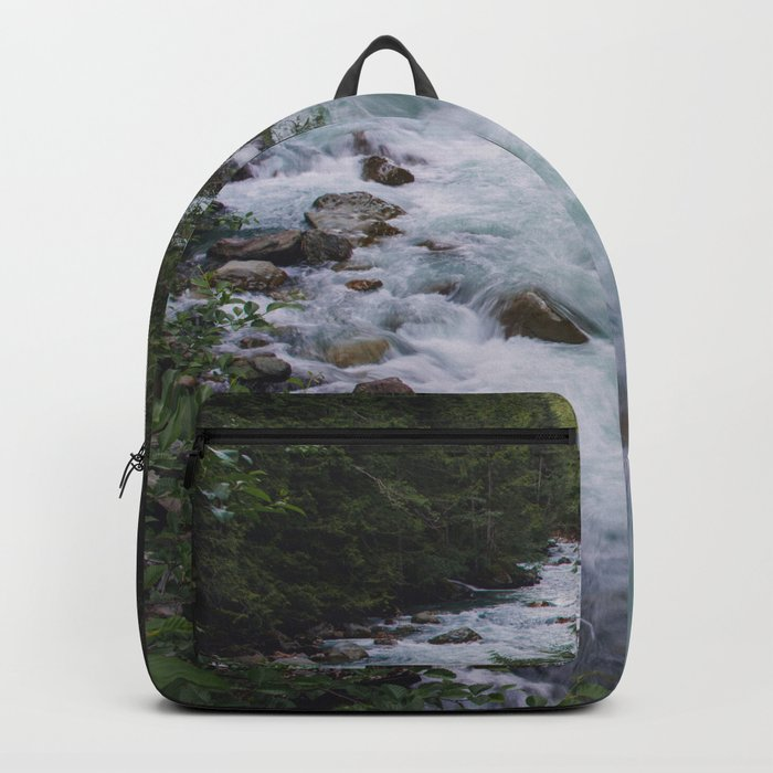Nooksack River - Pacific Northwest Backpack