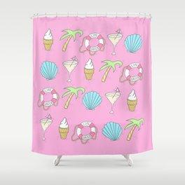 Havin' a Summer! Shower Curtain