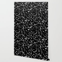 Musical Notes 20 Wallpaper