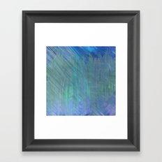 Fragment 06: Understory Framed Art Print