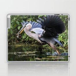 Heron Take-off Laptop & iPad Skin