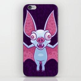 Albino Vampire Bat iPhone Skin