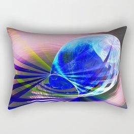 The Tornado Creator! Rectangular Pillow