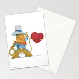 Howdy!  Stationery Cards