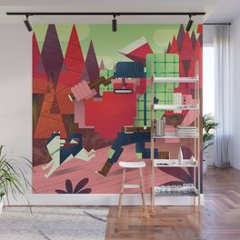 Jacques Le Brut Wall Mural