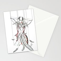 Rouge Gorge Stationery Cards