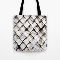 shells Tote Bags featuring SHELLS by ED design for fun
