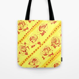 Buy more stock in Roses Tote Bag
