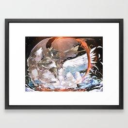 Nature's Will Framed Art Print