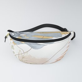 Line in Nature III Fanny Pack