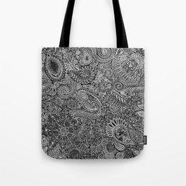 Maniac arabesque Tote Bag