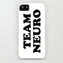 TEAM NEURO iPhone Case