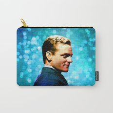 James Cagney, blue screen Carry-All Pouch