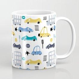 Cars Prints patterns Coffee Mug