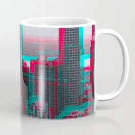 Surreal Montreal 7 Coffee Mug