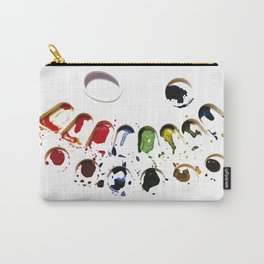 Watercolor palette - Painting - Colors Carry-All Pouch