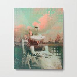 Traveling Dreams Metal Print